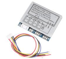4S 14.8V 16.8V 100A w/Balance Li-ion Lithium 18650 Battery BMS Protection Board
