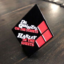 Dr Quinzel On The Streets Harley In The Sheets High Quality Exclusive Enamel Pin
