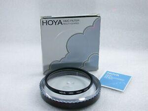 Hoya HMC 72mm Multi-Coated UV Filter + Box + Keeper