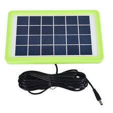 30W USB Solar Panel 5/12V 10-in-1 Charging Line For Boat Car Home Camping Hik ga