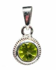 Gioielli di lusso verde in argento sterling 925 parti su 1000