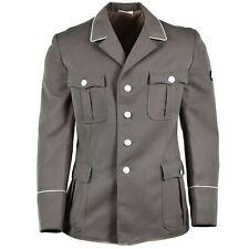 Original German NVA Army Dress Jacket Officier Formal Uniform Grey Military NEW