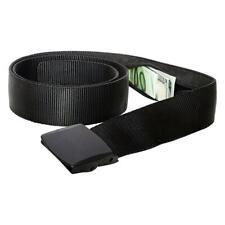 Cintura Portasoldi da Viaggio - Cinta Nascondi Soldi (Nero) Black