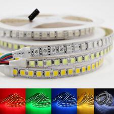 16.4ft  300 LED Flexible Strip light 5050 5630 5054 RGB SMD tape Lamp 12V white