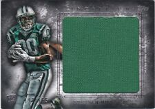 2012 TOPPS INCEPTION FOOTBALL STEPHEN HILL JUMBO RELIC #117/165