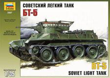 zvezda 3507 Soviet Light Tank BT-5 1/35