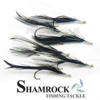 Shamrock Irish Tackle Pollack & Mackerel Bashers 6 Hook Sea Fishing Rigs Sabiki