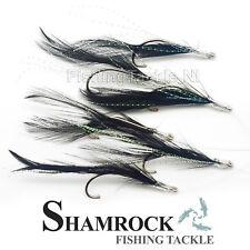 Shamrock Irish Tackle Pollack & Mackerel Bashers 6 Hook Sea Fishing Rigs Sabiki