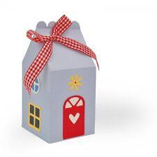 Sizzix Thinlits Die Taglio Stencil sbalzo MY LITTLE HOUSE BOX 661172