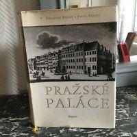 Emanuel Bolsillo Pavel Preiss Prazske Palace Odeon Checa Praha 1973