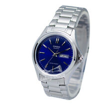 -Casio MTP1239D-2A Men's Analog Watch Brand New & 100% Authentic