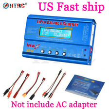HTRC imax B6 Digital LCD RC Lipo LiFe NiMh NiCD Battery Balance Charger