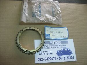 for Subaru RING-BAULK DL/GL/GL10/RS/RX Impreza, Loyale, XT Original : 32614AA001