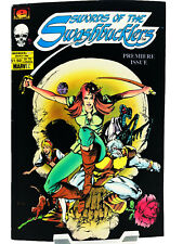 Marvel Epic Comics Swords Of The Swashbucklers #1 Premiere Issue Collectors Item