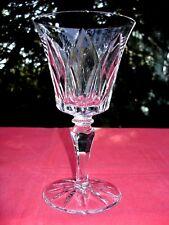 SAINT LOUIS CAMARGUE WATER GLASS VERRE A EAU 17 CM CRISTAL TAILLÉ WASSERGLÄSER