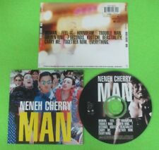 CD NENEH CHERRY Man 1996 VIRGIN 8419822 no lp mc dvd (CS23)