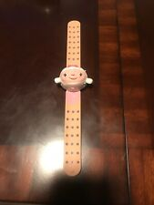 🐑The Disney Store Doc McStuffins LAMBIE WATCH w/ Slap Band Plays Song