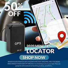 Magnetic Mini Gps Locator Intelligent Noise Reduction GSM GPRS Tracking Device