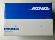 Bose 7380632200 SoundTouch 20 Series III Wireless Music System White