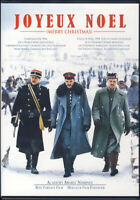 JOYEUX NOEL / MERRY CHRISTMAS NEW DVD