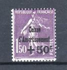 "FRANCE STAMP TIMBRE 268 "" SEMEUSE +50c SUR 1F50 C.A.1930 "" NEUF xx TTB P652"