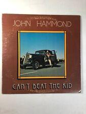 John Hammond Lp Can't Beat The Kid Blues CP 0153 Vinyl EX