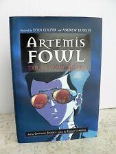 RARE 1st Edition ARTEMIS FOWL The Graphic Novel HC@DJ 2007 Eoin Colfer