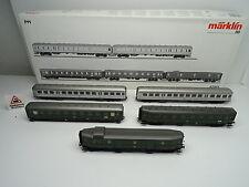 Märklin 42269 Eilzug Wagen-Set DB Ep.III 5-teilig OVP M1234