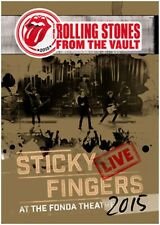 The Rolling Stones - Sticky Fingers Live at the Fonda Theatre - New DVD - 29/9