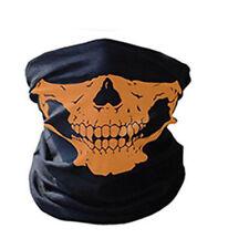 ORIGINAL BANDANA TOTENKOPF MASKE Schal Sturmhaube Fasching Party Halloween NEU