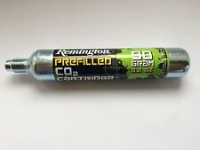 90 gram REMINGTON/SMK CO2 CARTRIDGE FOR PAINTBALL AIR RIFLE 3.2oz...