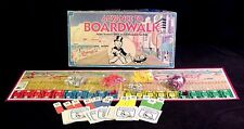 Vintage 1985 ADVANCE TO BOARDWALK Board Game