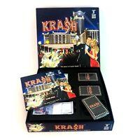 Krash A Poker Strategy Board Game Where You Risk All Brand New Age 10+ Kra$h