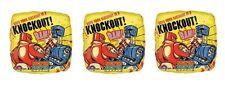 3 - Rock'em Sock'em Robots Birthday Balloons