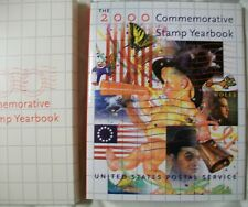 2000 USPS Commemorative Stamp Yearbook With 99 Stamps & Mounts Still USPS Sealed