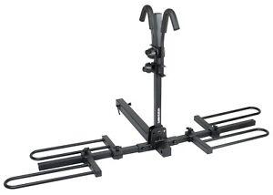 "VENZO 2 Bike Bicycle Platform Style 2"" Hitch Mount Car Rack Carrier"
