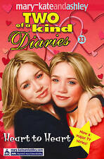Olsen, Ashley, Olsen, Mary-Kate, Heart to Heart (Two Of A Kind Diaries, Book 33)