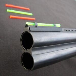 Savk Fiber Optic Shotgun Sight Hunting Optic Vision Set