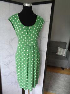 BODEN Kleid Gr. 38 12L grün
