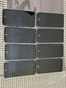 Apple iPhone 6 - 16GB,6s,7,T-MOBILE Lot Of 8(read Description)