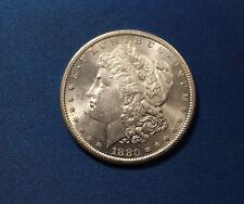1880 S Morgan silver dollar Uncirculated