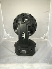 New Dj Light 12 Led Eyes RGBW Moving Head Beam Light magic ball rotating disco