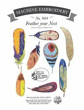 Feather Your Nest: Machine Embroidery Software