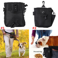 2Type Dog Training Treat Waist Bait Agility Bag Puppy Pet Pouch Reward Obedience