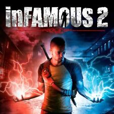 inFamous 2 (Sony PlayStation 3, 2011) - Ps3