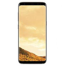 Samsung Galaxy S8 SM-G950FD - 64GB - Maple Gold Smartphone (Dual SIM)