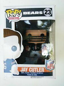 Funko PoP Jay Cutler Chicago Bears Football NFL Vinyl Figure #23