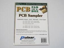 PCB Fab-in-a-Box PCB Sampler, New
