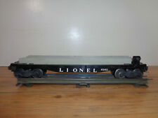 LIONEL O GAUGE # 6262 WHEEL CAR WITH NO WHEELS