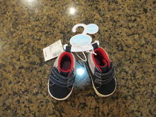 Childrens Place Baby Boy Infant Blue Round Toe athletic Shoes 0-3 Months NWT NEW